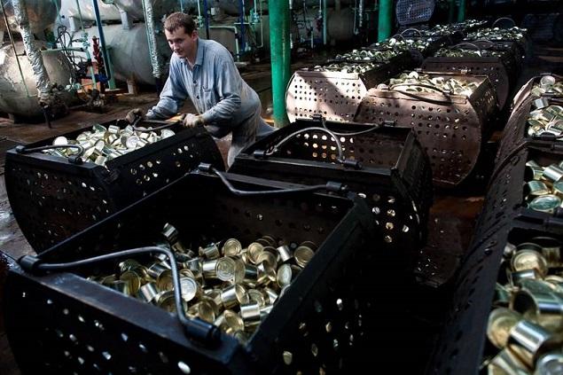 Нарыбокомбинате «Островной» смогут нарастить объёмы перерабатываемой продукции