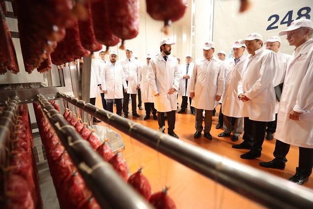«Черкизово» открыла вПодмосковье роботизированный колбасный завод